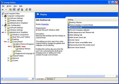 desktop tab missing1