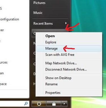 manage hard drives and partitions