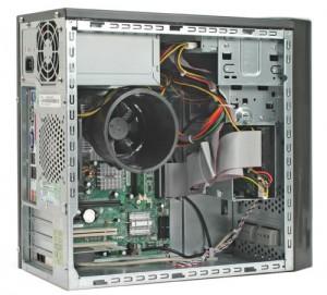 open computer cases