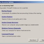 system recovery Windows