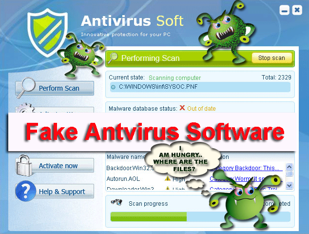 what is a virus - virus removal software