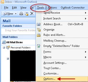 Create email signatures