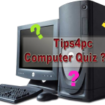 computer tips and tricks quiz