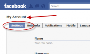 download your facebook profile