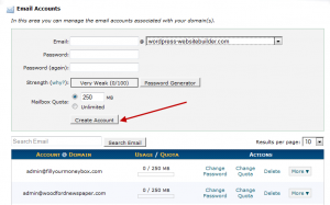 find the outgoing server settings for Hostgator