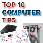 10 Uncommon Basic Computer User Tips