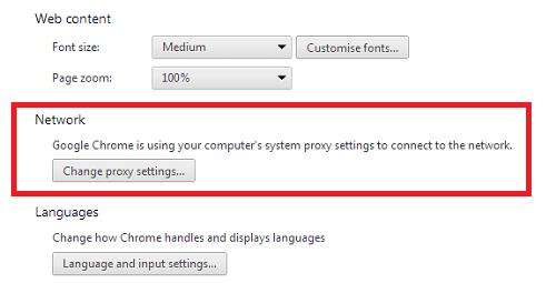 how to change my ip address to usa on chrome