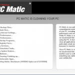 clean up my computer Pcmatic